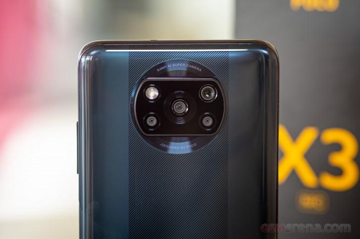 kamera poco x3 nfc