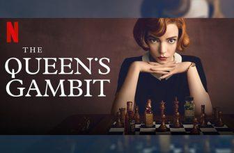 the queens gambit netflix