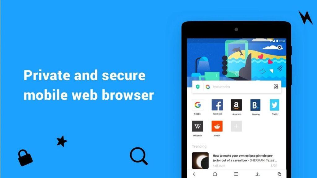 aplikasi android berguna aloha browser