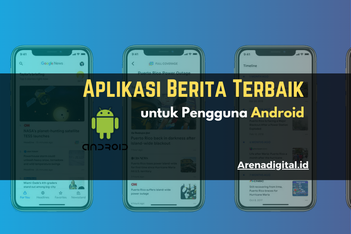 aplikasi berita terbaik di android