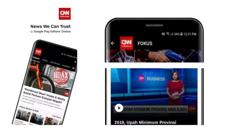 aplikasi baca berita android