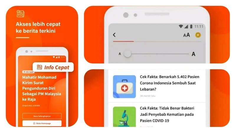 aplikasi baca berita indonesia