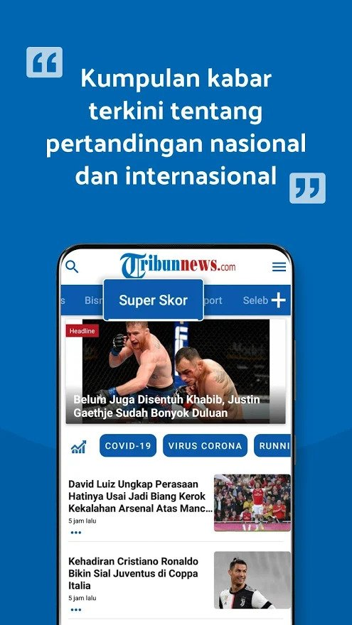 aplikasi berita android