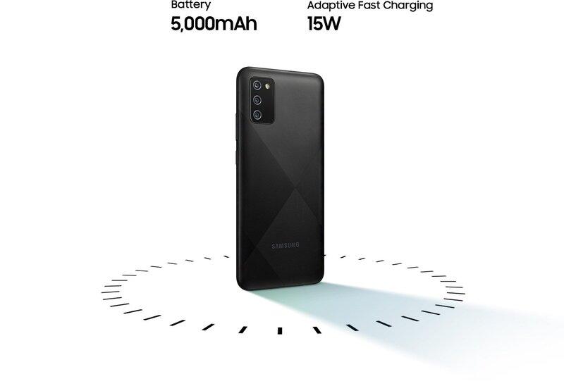 samsung galaxy a02s baterai