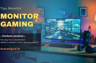 memilih monitor gaming