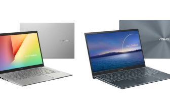 berbagai seri laptop asus