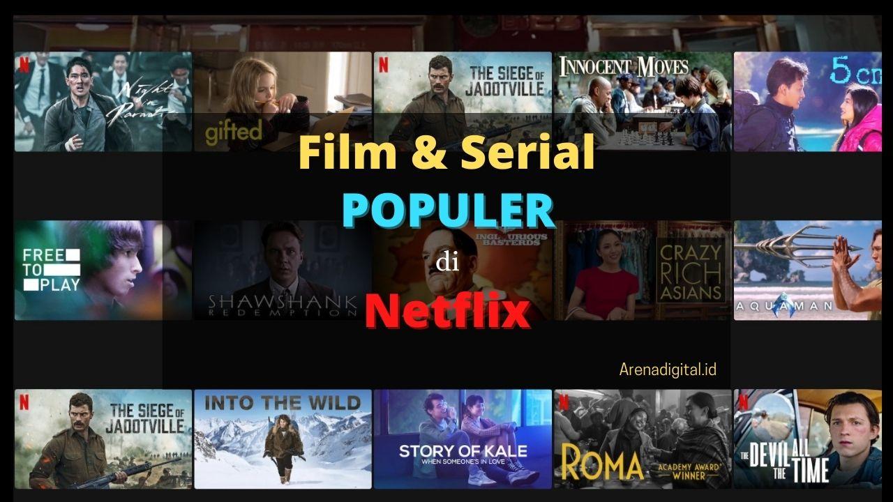 Film dan Serial Populer Netflix