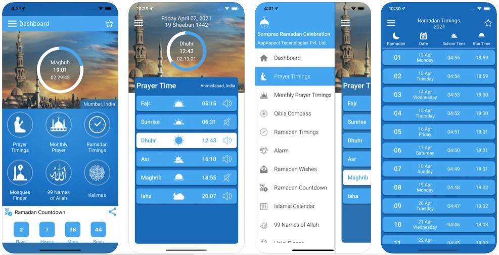 jadwal imsak dan buka puasa aplikasi gratis