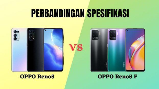 Oppo Reno5 vs Oppo Reno5 F