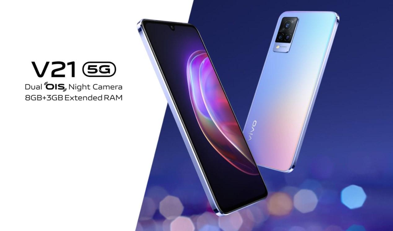 Ketahui Fitur Unggulan dan Harga Vivo V21 5G, Ponsel Android dengan Performa Mumpuni