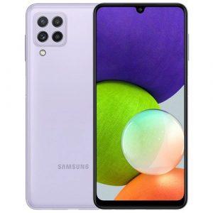 Samsung Galaxy A22 Ungu Spesifikasi