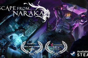 escape from naraka steam
