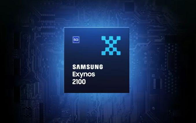 chipset samsung exynos 2100