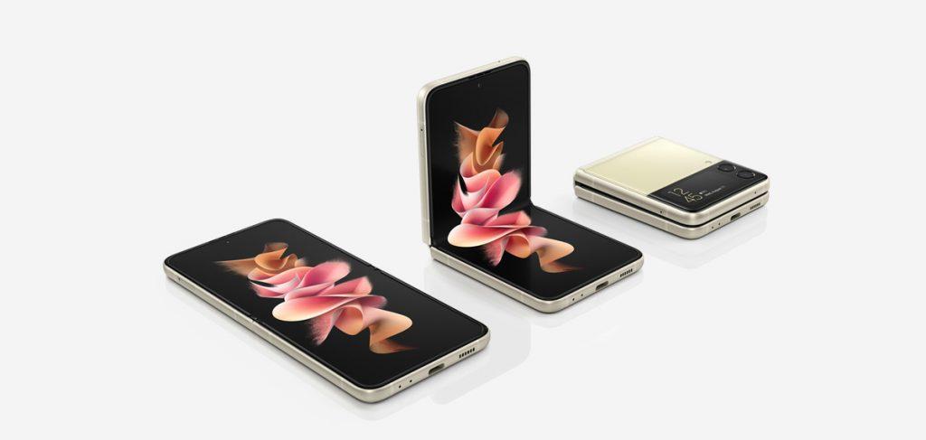 Spesifikasi Galaxy Z Flip 3