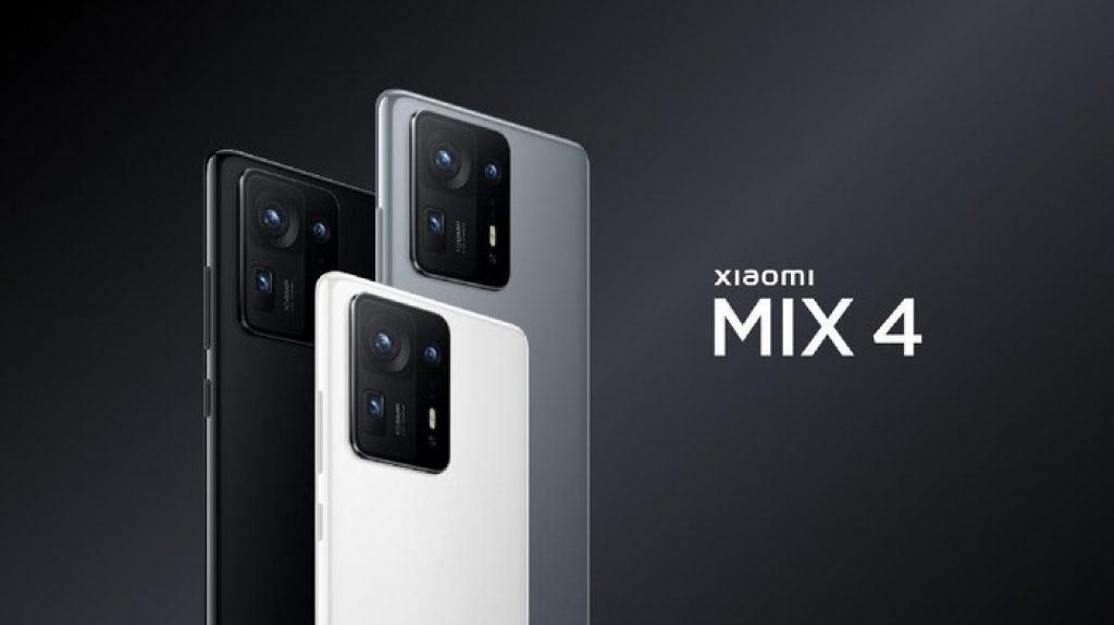 smartphone mi mix 4