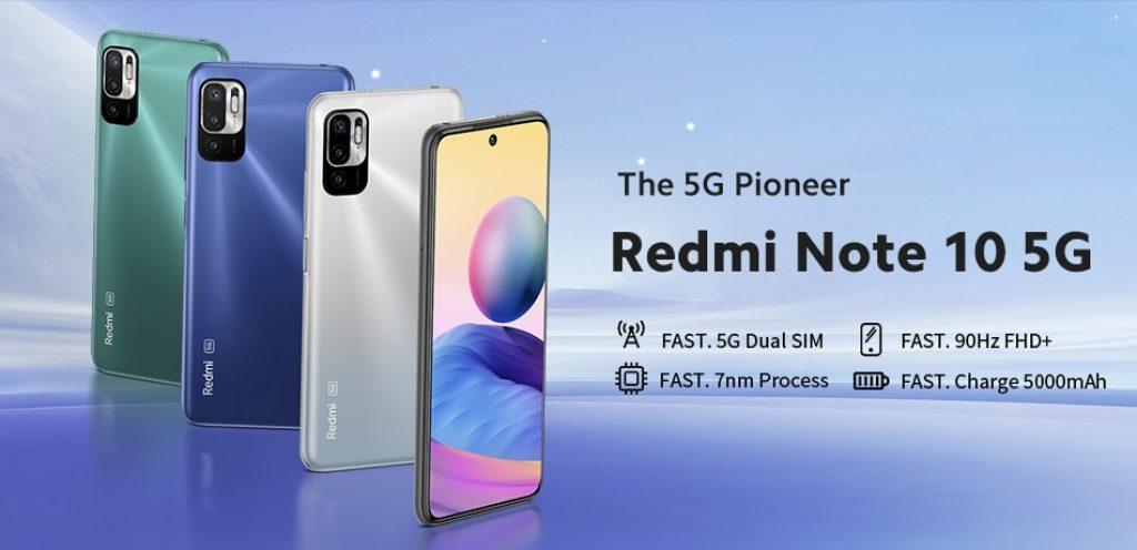 smartphone 5G murah terbaru
