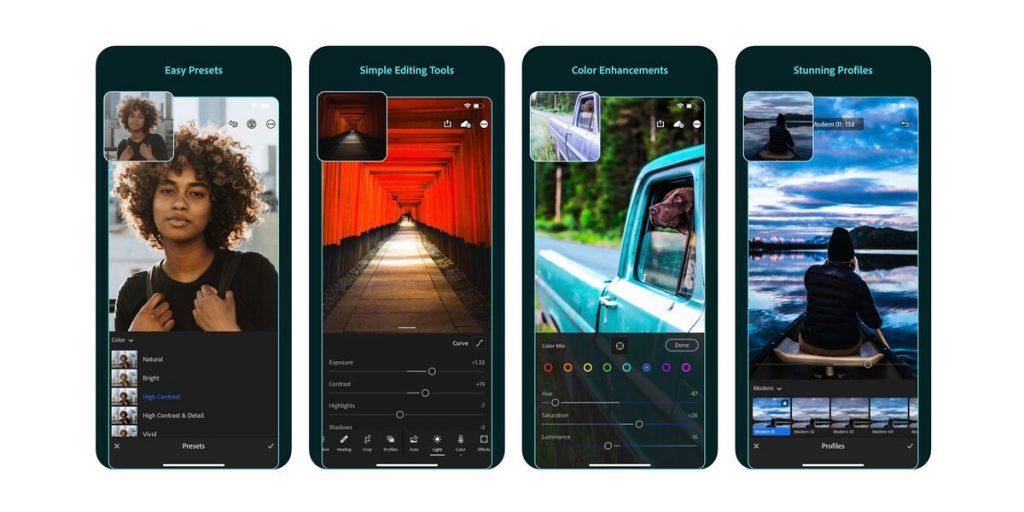 aplikasi android adobe lightroom