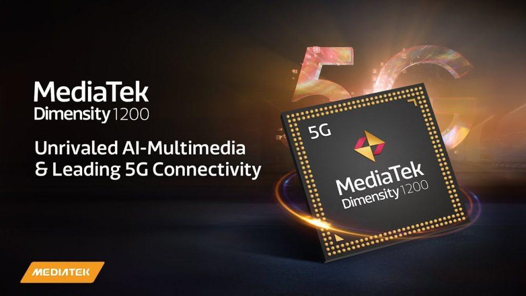 chipset mediatek dimensity 1200