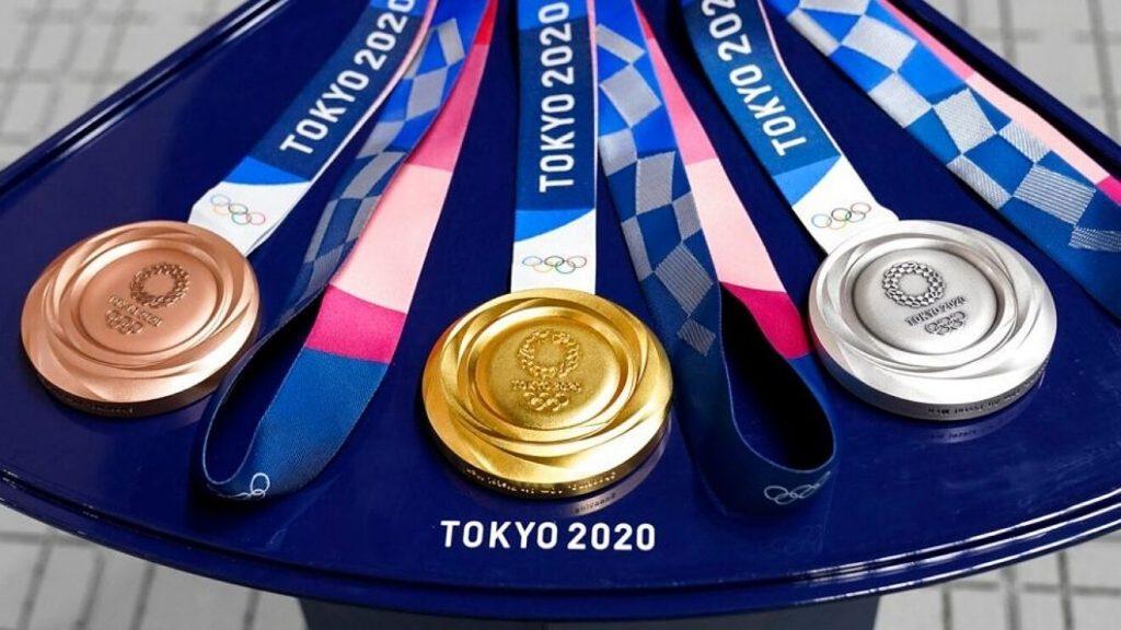 fakta medali olimpiade 2020
