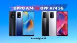 OPPO A74 vs OPPO A74 5G: Perbedaan Spesifikasi dan Harga