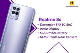 Realme Diklaim Jadi HP Pertama yang Gunakan Chipset Dimensity 810