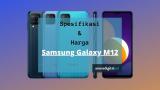 Samsung Galaxy M12: Spesifikasi dan Harga di Indonesia