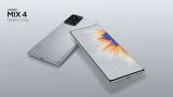 Xiaomi Mi Mix 4 Resmi Dirilis, Ini Spesifikasi dan Harganya